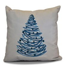 Purchase Christmas Tree Outdoor Throw Pillow