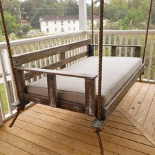 Cheap Creekside Porch Swing