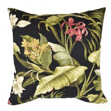 Savings Indoor/Outdoor Throw Pillow