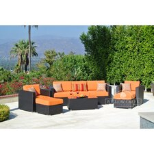 Best #1 Sonoma 6 Piece Deep Seating Group with Cushions