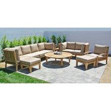 Huntington 5 Piece Deep Seating Group with Cushion