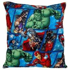 Comparison Avengers Indoor/Outdoor Throw Pillow