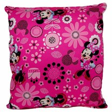 Minnie Mouse Indoor/Outdoor Throw Pillow