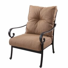Santa Anita Club Chair with Cushions