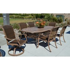 Santa Clara 7 Piece Dining Set