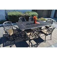 Sicily 7 Piece Patio Set