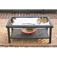 Bargain Caribbean Coffee Table