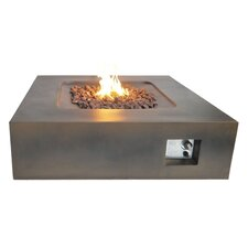 Flint Propane Fire Pit Table