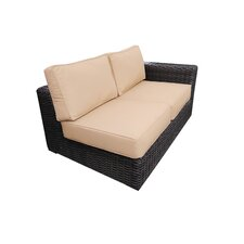 #2 Santa Monica Right Sectional Piece with Cushions