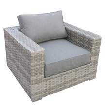 Bali Club Chair with Cushion