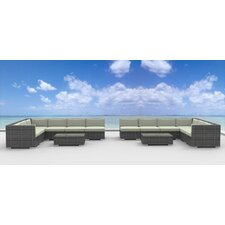 La Jolla 14 Piece Deep Seating Group with Cushion