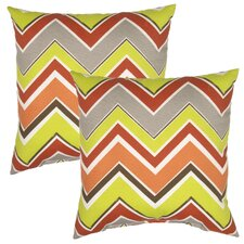 Marquesa Outdoor Throw Pillow (Set of 2)
