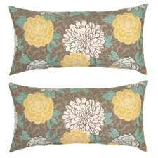 Petula Outdoor Lumbar Pillow (Set of 2)