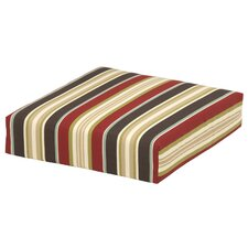 Wonderful Majestic Stripe Deep Seating Seat Cushion