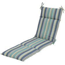Armona Rainforest Outdoor Chaise Lounge Cushion