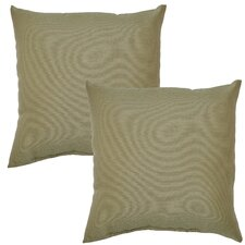 Best  Outdoor Throw Pillow (Set of 2)