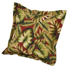 Leaves Deep Seating Outdoor Throw Pillow