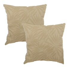Roux Outdoor Throw Pillow (Set of 2)