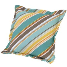 Redmond Stripe Deep Seating Outdoor Throw Pillow