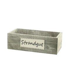 Holzbox Strandgut