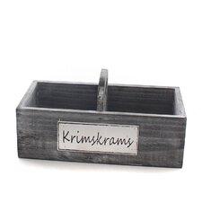 Holzbox Krimskrams