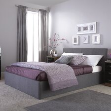 Annabelle Upholstered Ottoman Bed