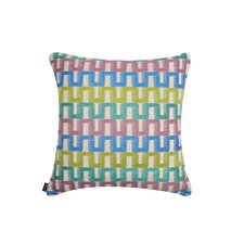 Elite Color Path Indoor/Outdoor Sunbrella Throw Pillow