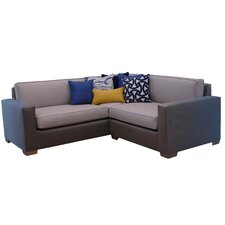 Rattan Modular Sectional with Cushion
