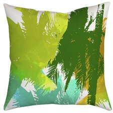 Good stores for Coconut Tree Array Graphic Indoor/Outdoor Throw Pillow