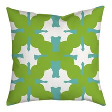Boldly Geometric Throw Pillow