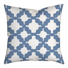 Simply Geometric Throw Pillow