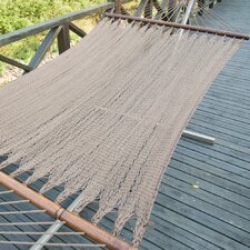 Two Point Tight Weave Caribbean Tree Hammock