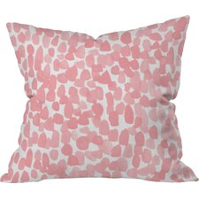 Rebecca Allen Indoor/Outdoor Throw Pillow