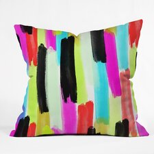Rebecca Allen Throw Pillow