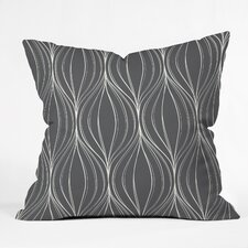 Khristian a Howell Throw Pillow