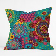 Savings Juliana Curi Indu2 Throw Pillow