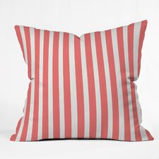 Allyson Johnson Stripes Throw Pillow