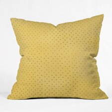 Allyson Johnson Sunny Dot Throw Pillow