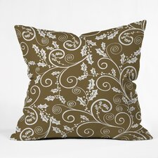 Mary Beth Freet Winter Bliss Indoor/Outdoor Throw Pillow