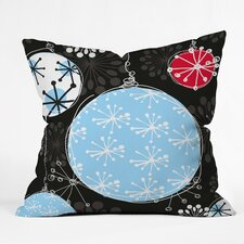 Rachael Taylor Bauble Magic Indoor/Outdoor Throw Pillow