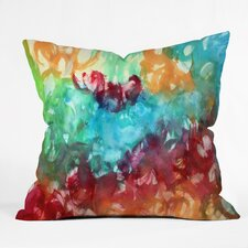 Constant Motion by Laura Trevey Indoor/Outdoor Throw Pillow