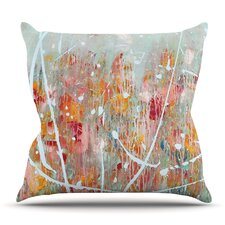 2017 Sale Joy by Iris Lehnhardt Outdoor Throw Pillow