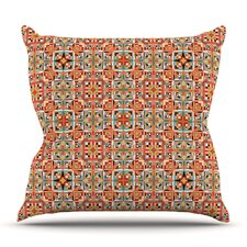 Henson by Allison Soupcoff Outdoor Throw Pillow