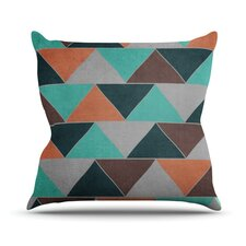 Southwest Outdoor Throw Pillow