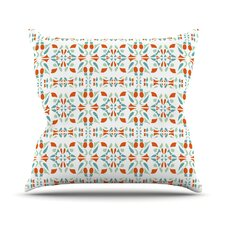 Italian Kitchen by Miranda Mol Outdoor Throw Pillow