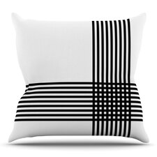Best #1 Krizanje by Trebam Outdoor Throw Pillow