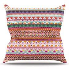 Find Chenoa by Nika Martinez Outdoor Throw Pillow