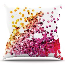 Balance by Louise Machado Outdoor Throw Pillow