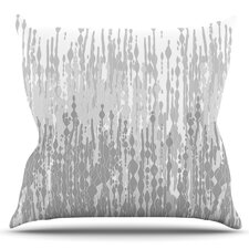 Bargain Drops by Frederic Levy-Hadida Outdoor Throw Pillow