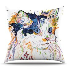 Discount Sophia by Rebecca Fischer Outdoor Throw Pillow
